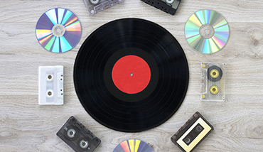 Video Productions - Gold Coast - Showbiz Video Productions - Record Player or Cassette Player